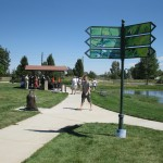 Nature Signs - Louisville Colorado Sculpture Park